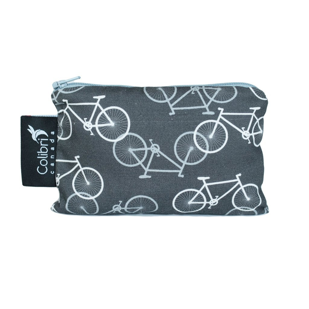 Reusable Snack Bag-Small - Pedal People