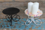Captivating Candleholders in 2 Colors