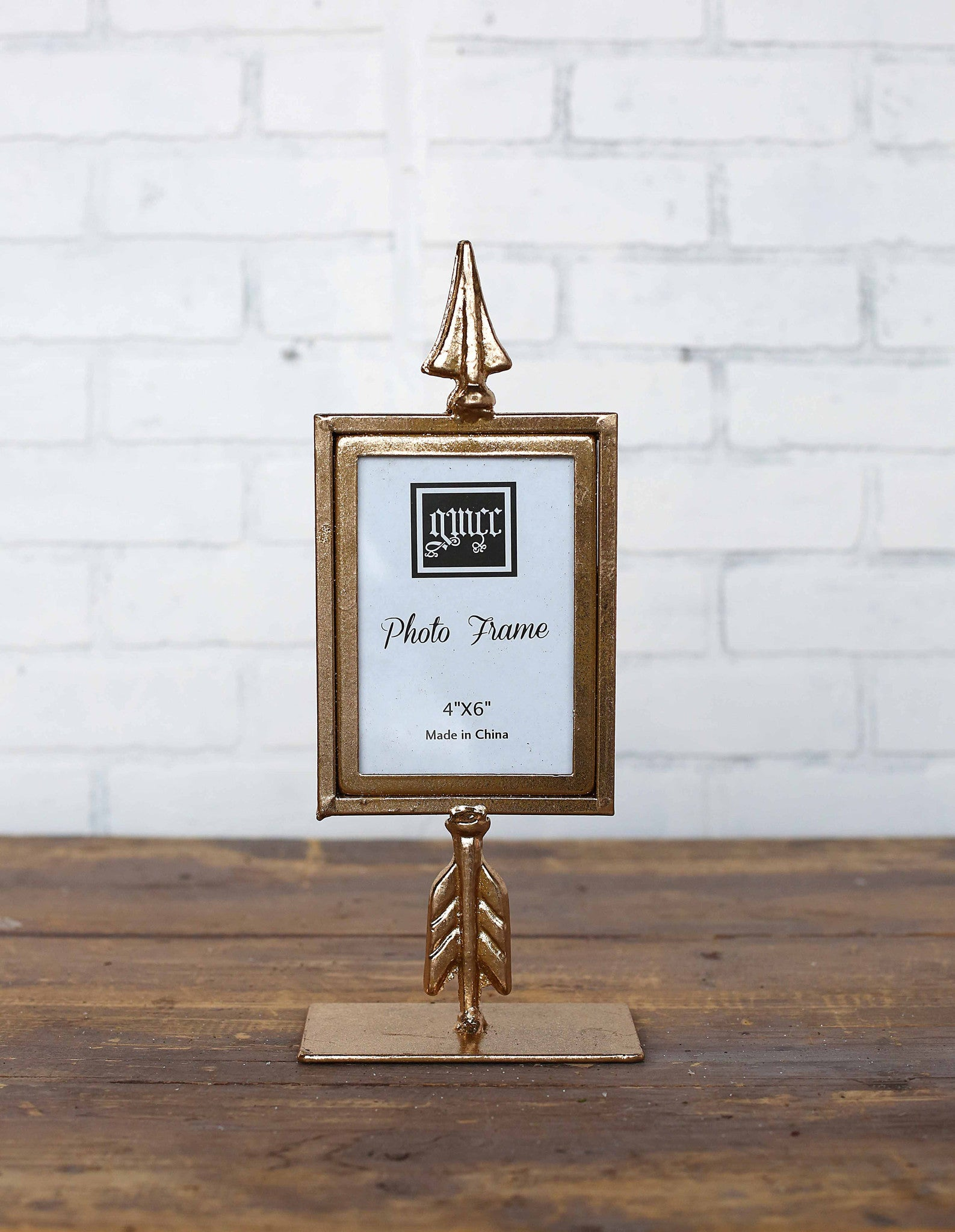 Gold Foil Arrow Picture Frame!