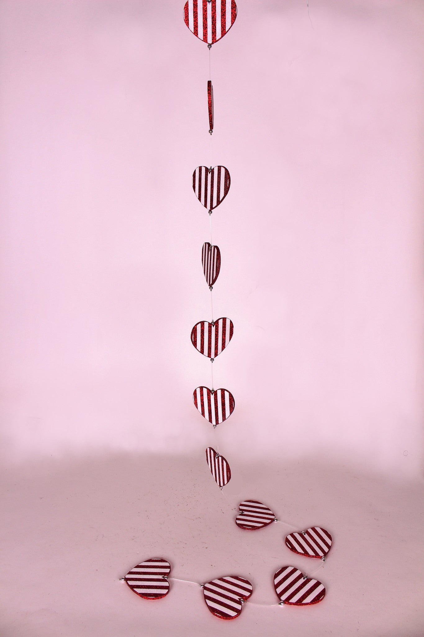 Striped Hearts Garland!