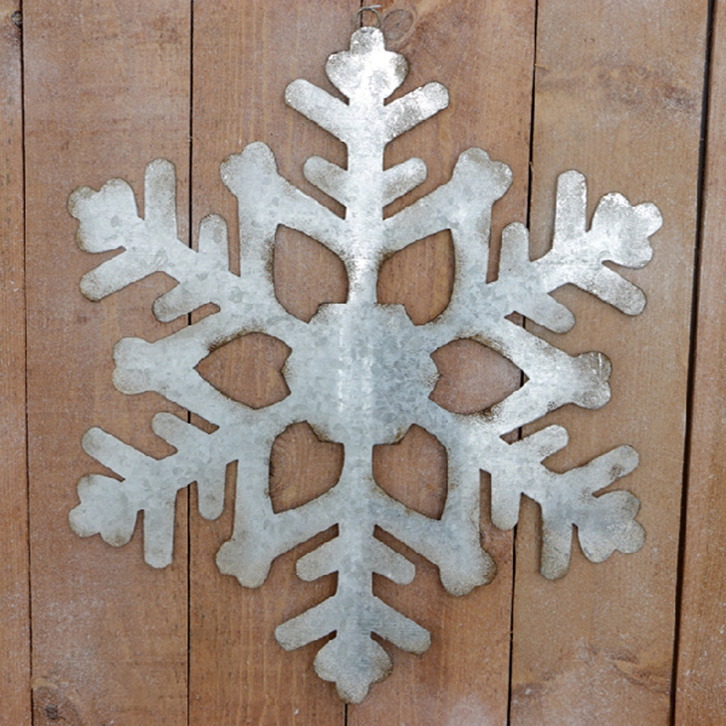 Metal Snow Flake