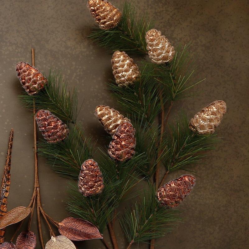 PINECONE AND PINE SPRAY