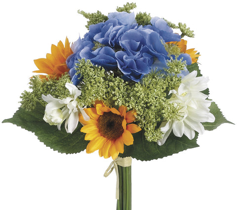 A Symphony of Sunflowers, Hydrangeas & Daisies!
