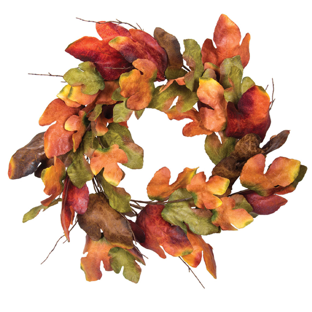 Majestic Maple Leaf Wreath!