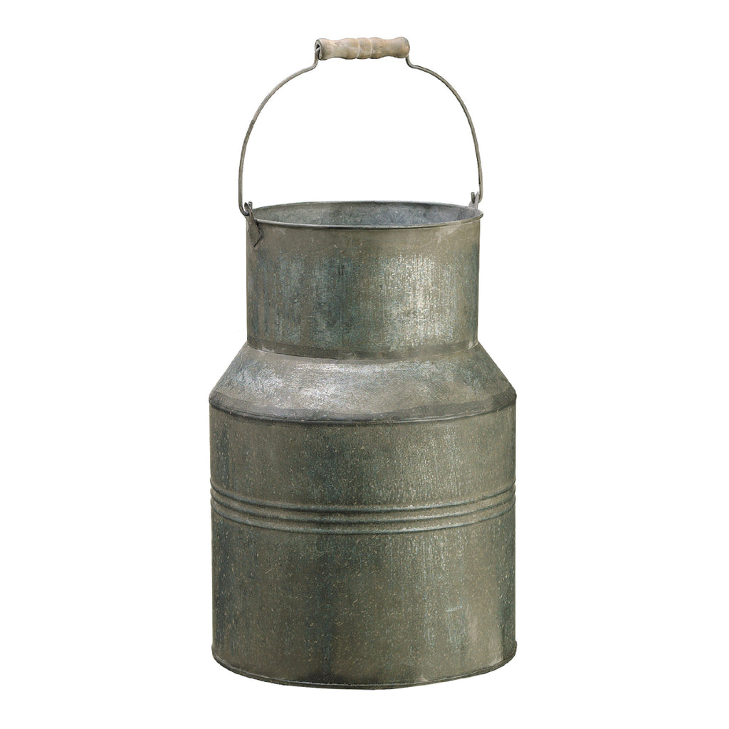 Add a Rustic Touch With This Tin Bucket!