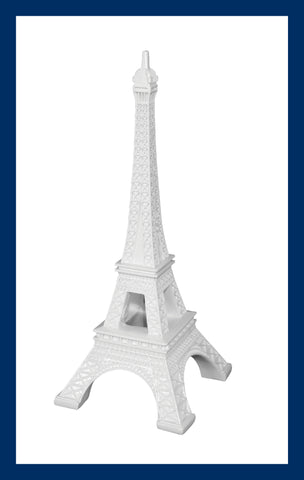 Exquisite Eiffel Tower Statues!