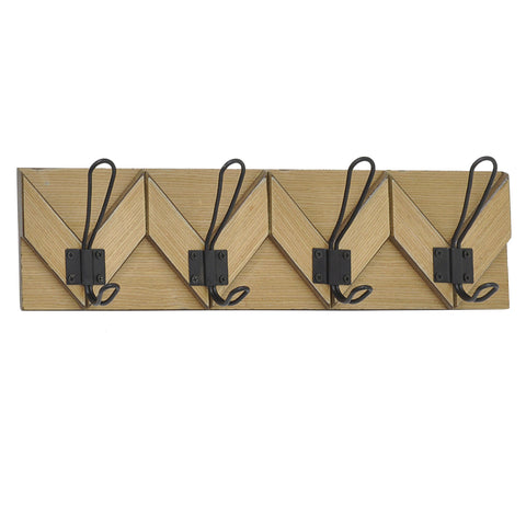 Metal & Wood Wall Hooks!