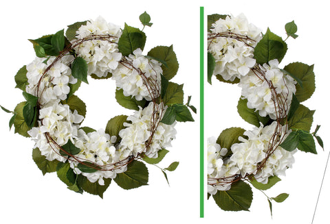 Gorgeous Floral Wreaths!