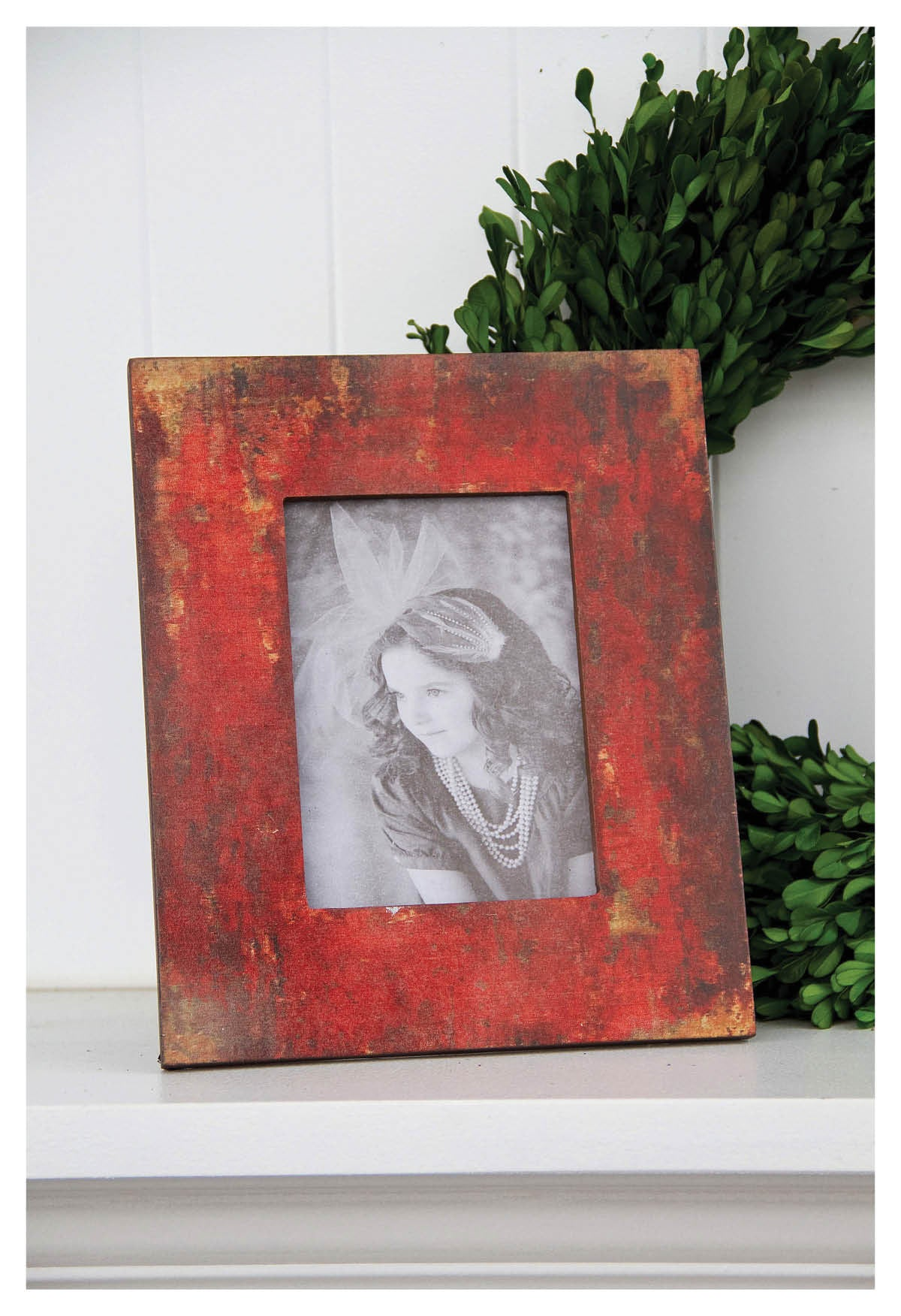 Antique Wood Frames in 6 Colors