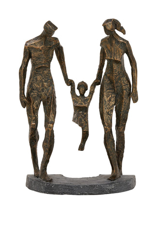 Abstract Family Statue!