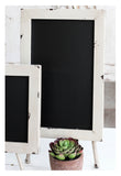 Handsome Metal Easel Chalkboards