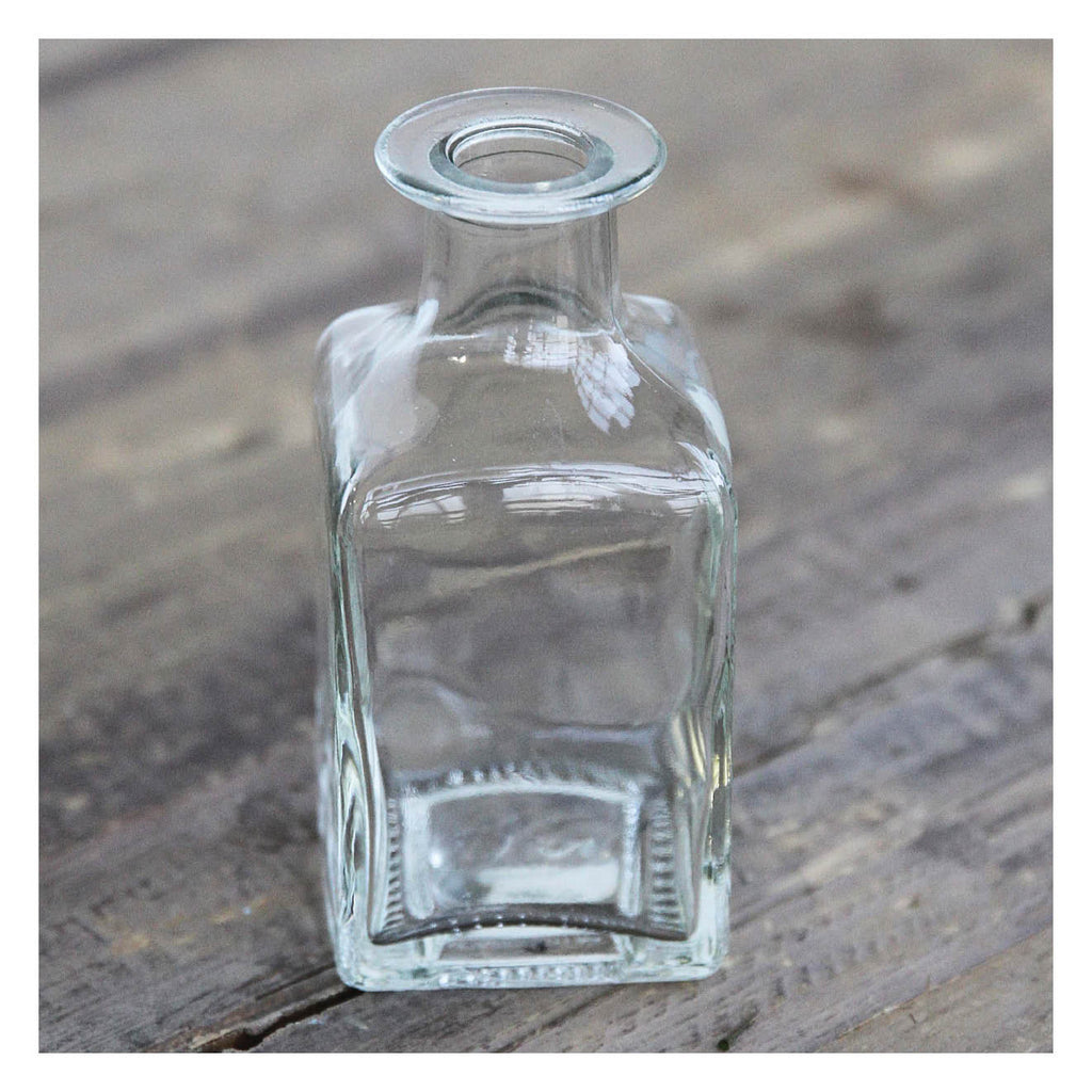 Vintage Glass Pharmacy & Flared Lip Bottles!