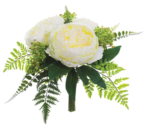 Simply Pretty Peonies & Ferns!