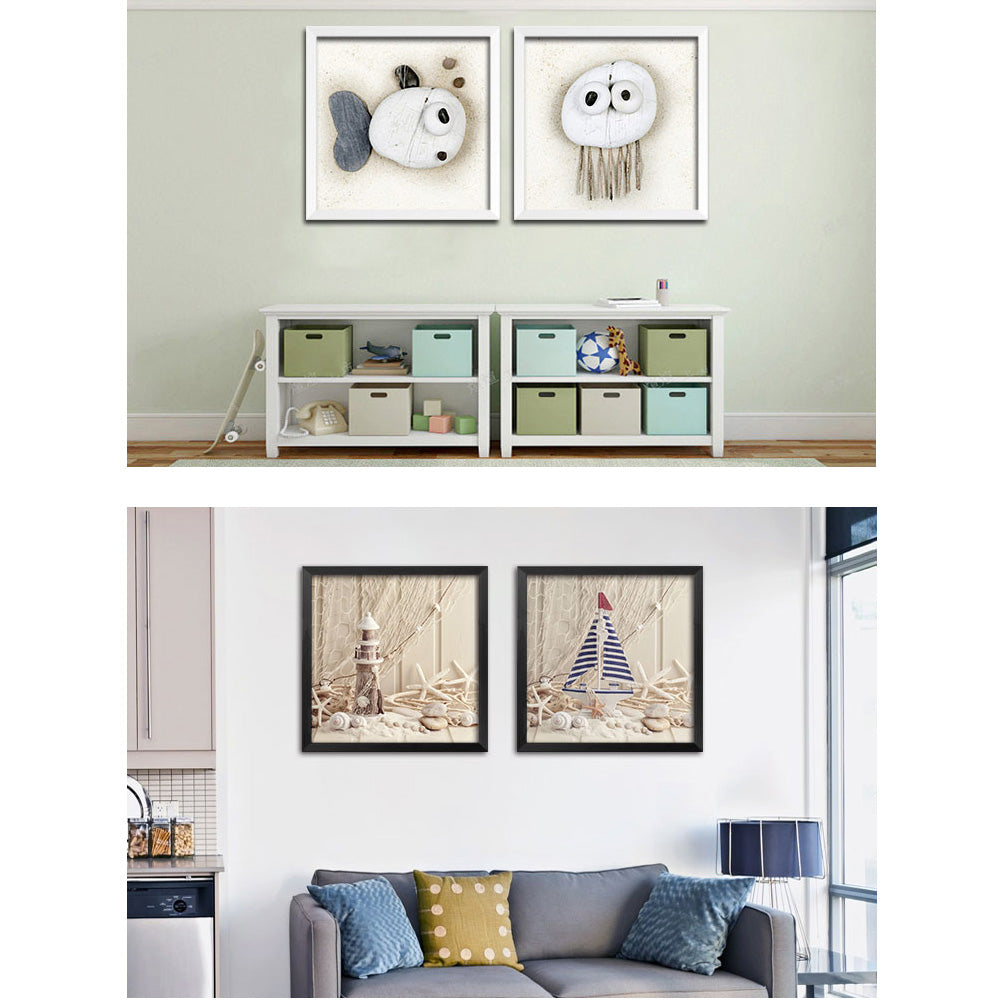 Children's Room Decorative Painting, Modern Minimalist Living Room, A