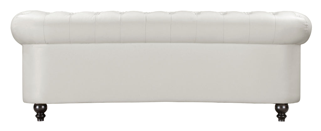 Aristocrat Sofa White