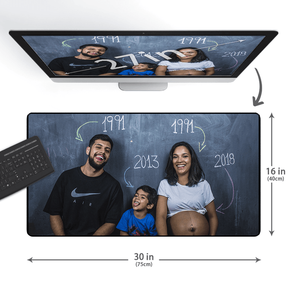 Custom Full Photo Mouse Pad