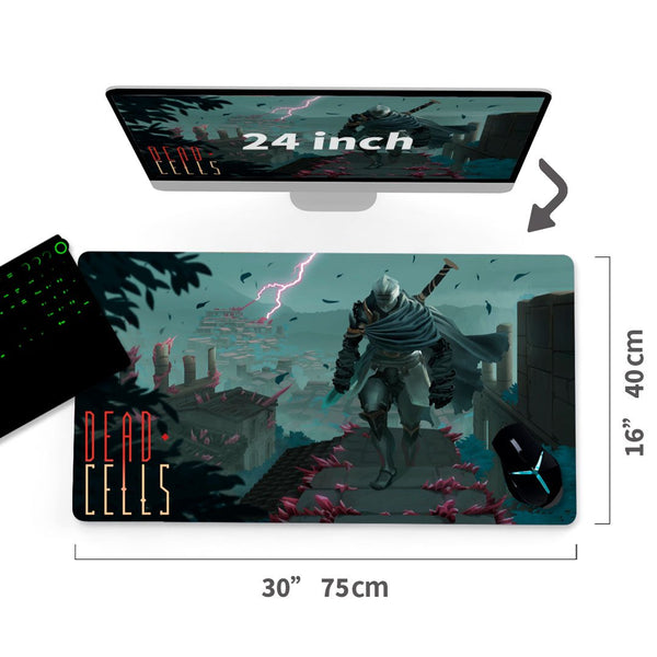 "Custom  Gaming Mouse Pad Dead Cells30""x16""1"