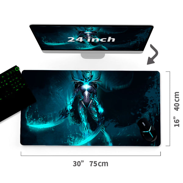 "Custom Gaming Mouse Pad Dota 2 30""x16""1"