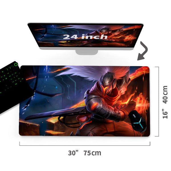 "Custom League Of Legends Mouse Pad 30""x16""1"
