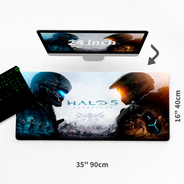 "Custom XXXL Gaming Mouse Pad 35""x16"""