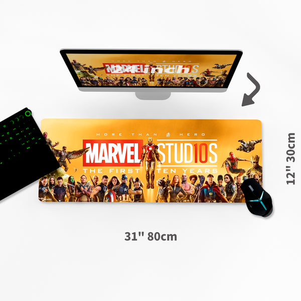 "Custom XL Gaming Mouse Pad 31""x12"""