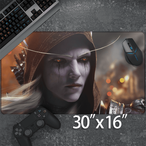 "Custom XXL Gaming Mouse Pad Desk Mat30""x16"""