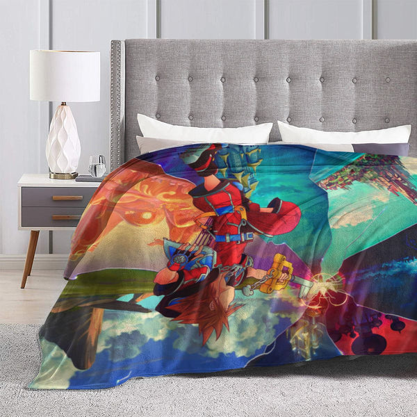 "Custom Ultra-Soft Micro Fleece Blanket 60""x50"""