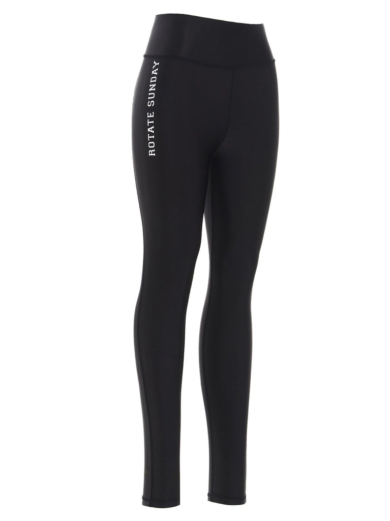 ROTATE SCHWARZ LEGGINGS