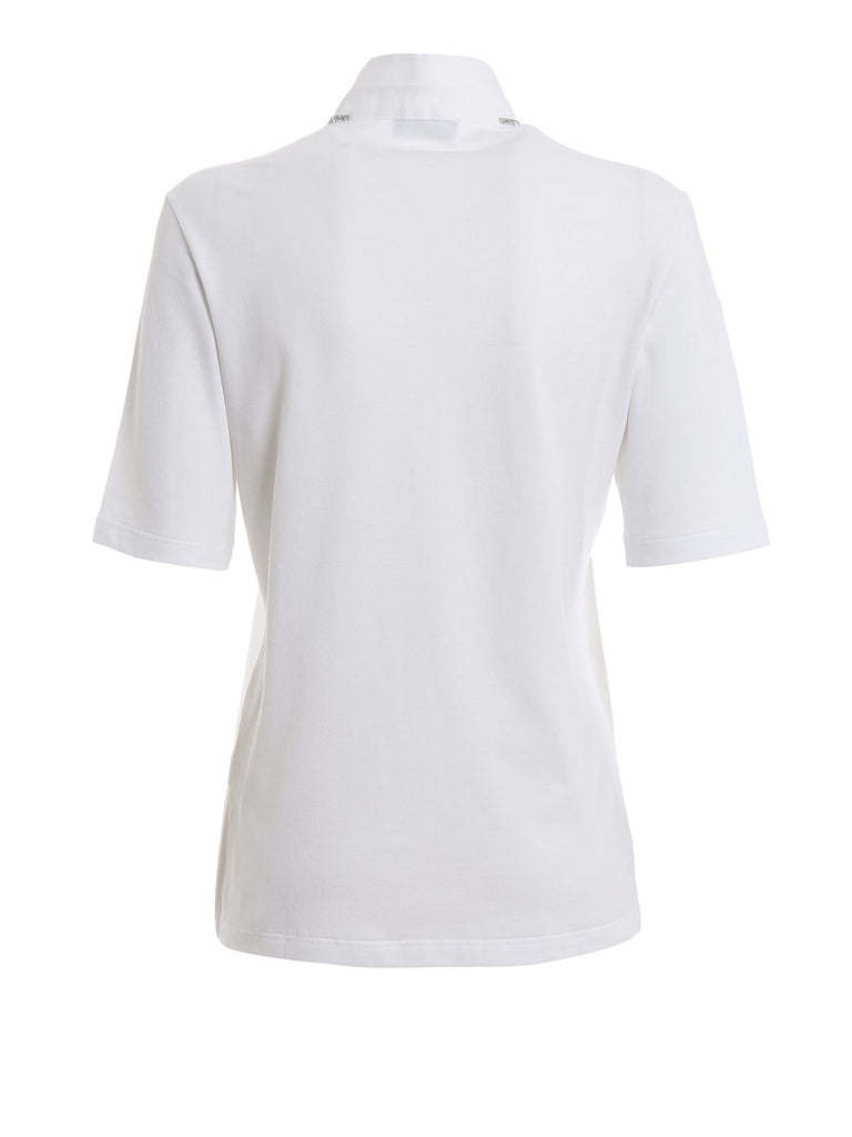 PAOLO FIORILLO WEISS POLOSHIRT