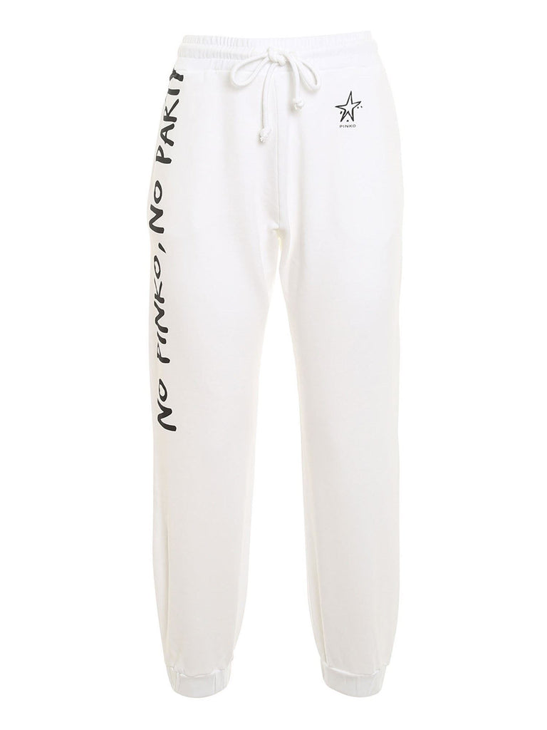 PINKO WEISS JOGGERS