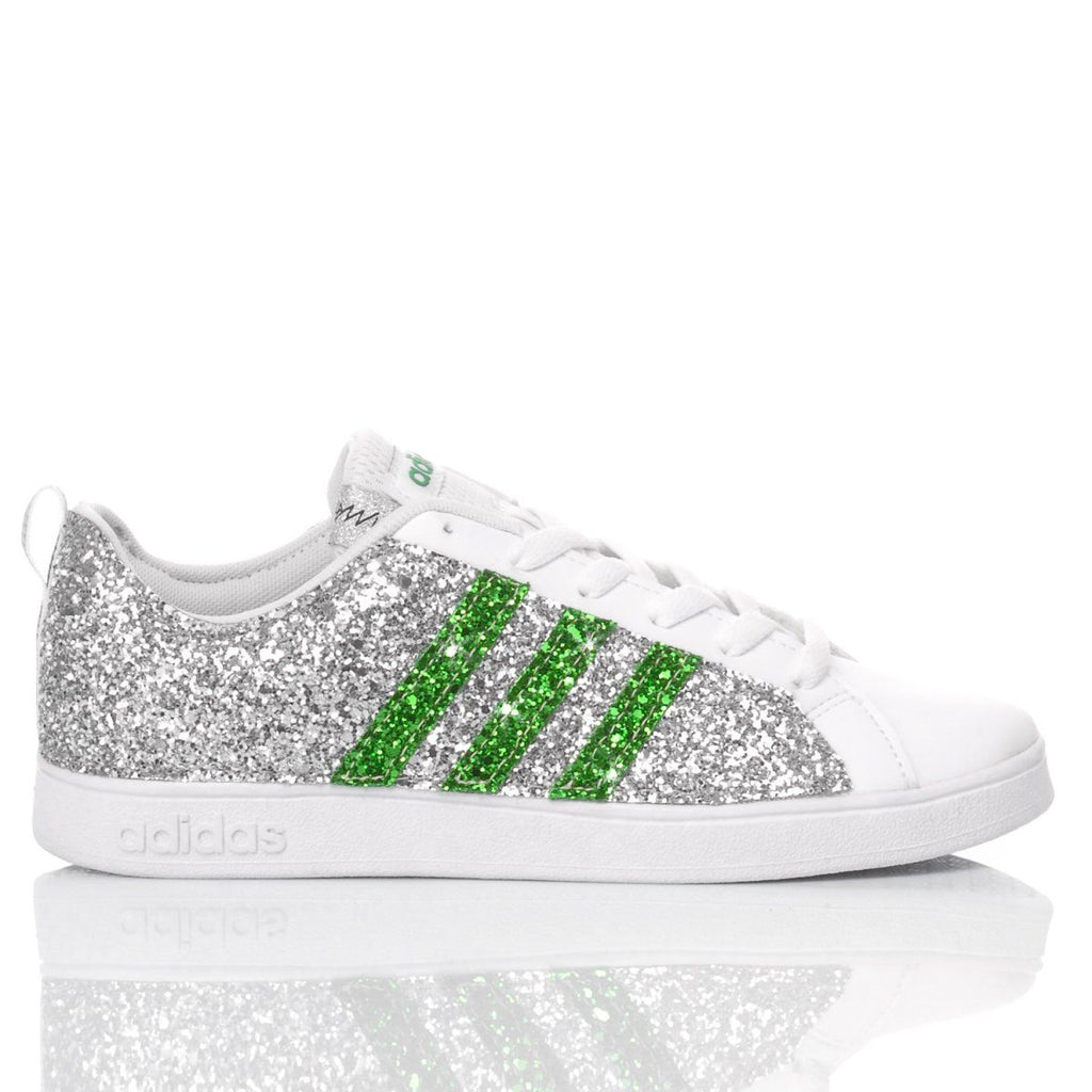 ADIDAS SILBER SNEAKERS