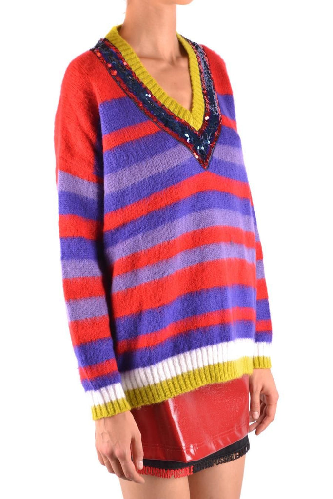 PINKO MULTICOLOUR SWEATER