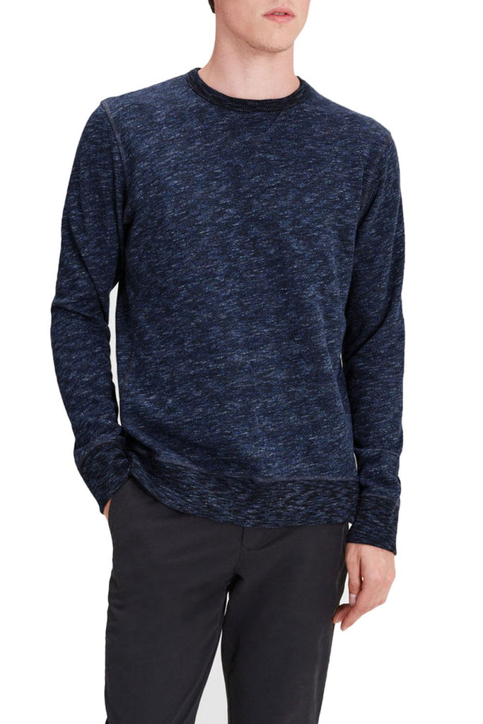 JACK & JONES BLAU SWEATSHIRT