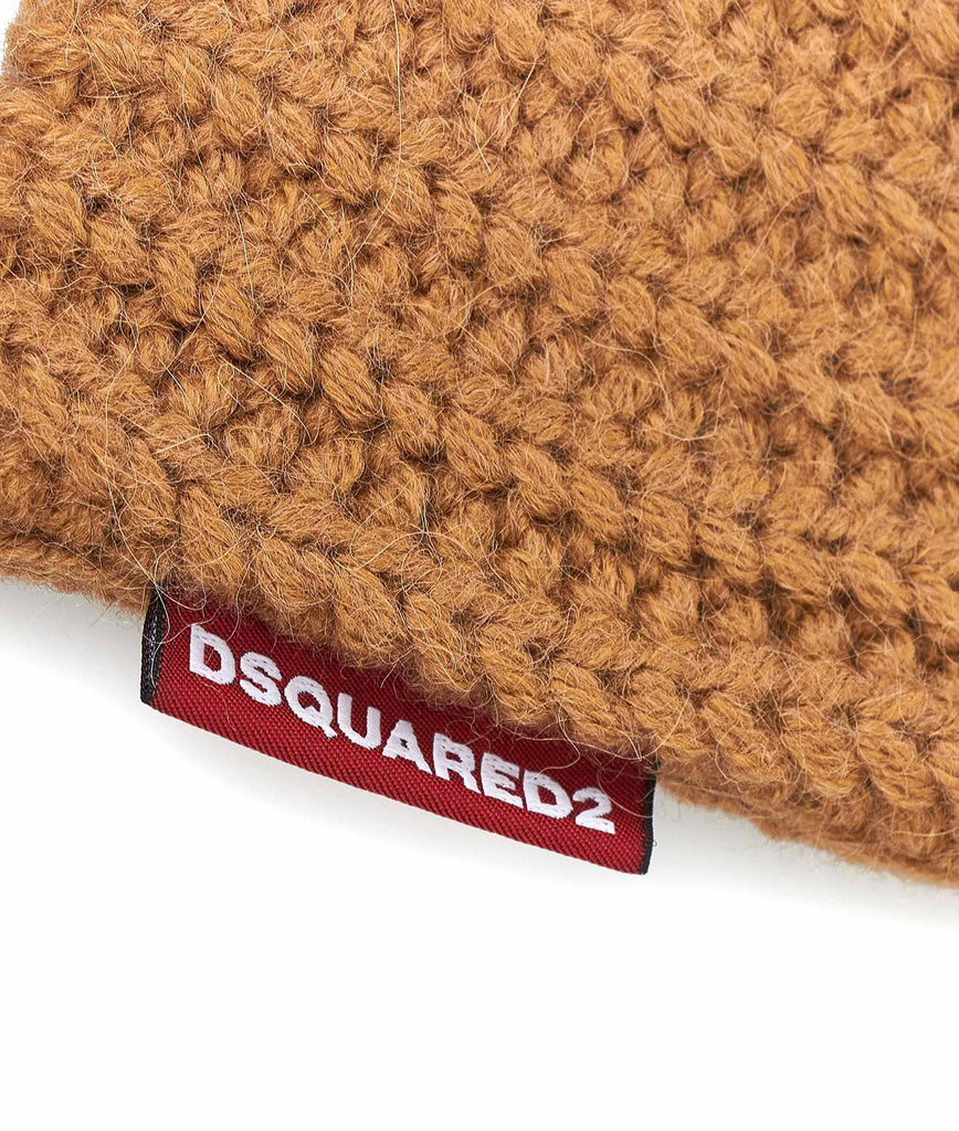 DSQUARED2 BEIGE HUT