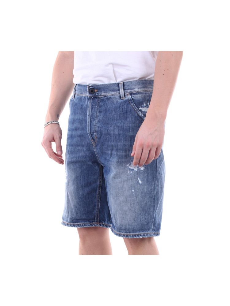 DONDUP BLAU SHORTS