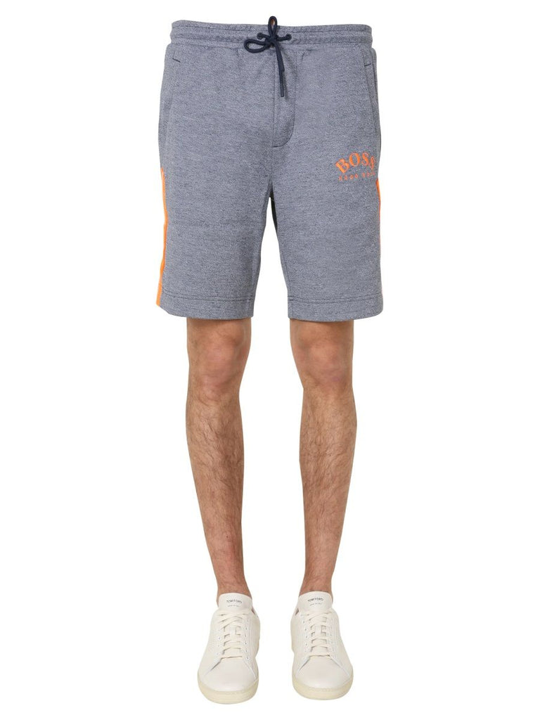 HUGO BOSS BLAU SHORTS