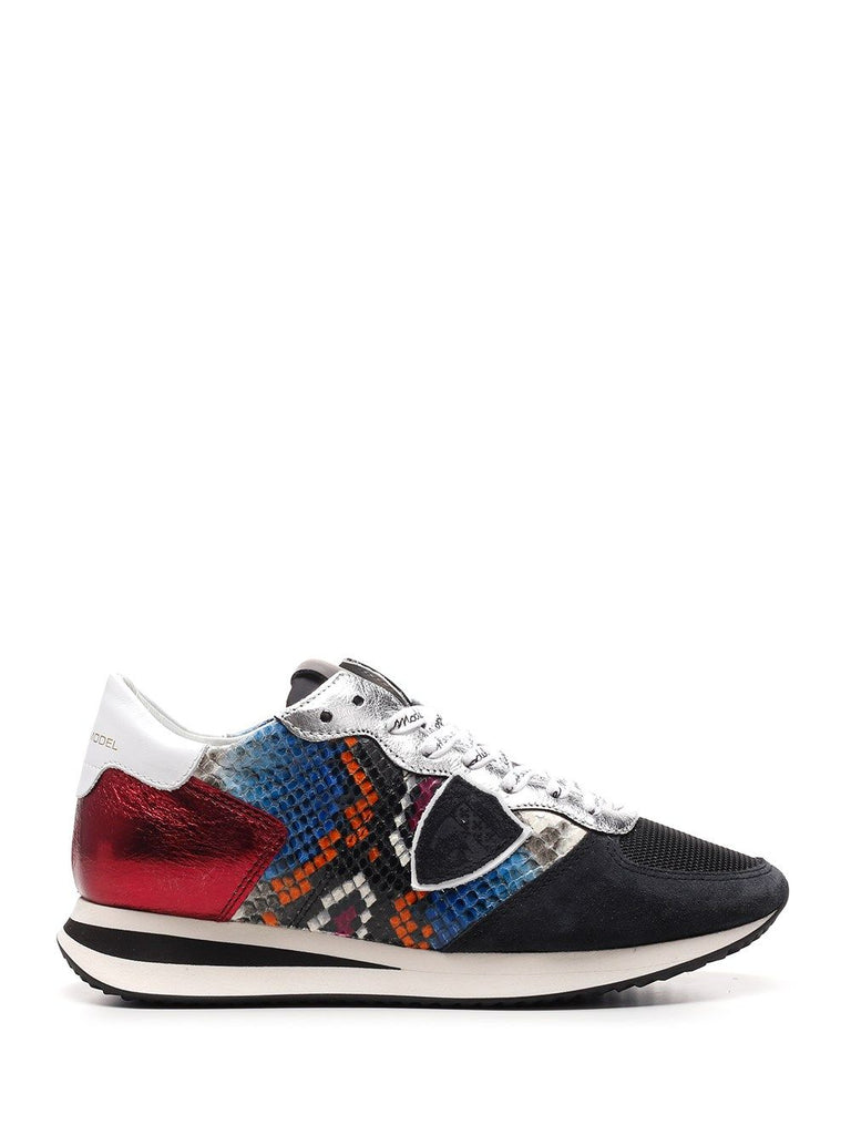 PHILIPPE MODEL SCHWARZ SNEAKERS