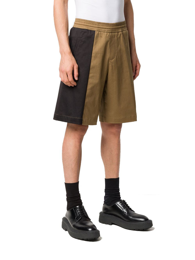 NEIL BARRETT GRÜN SHORTS