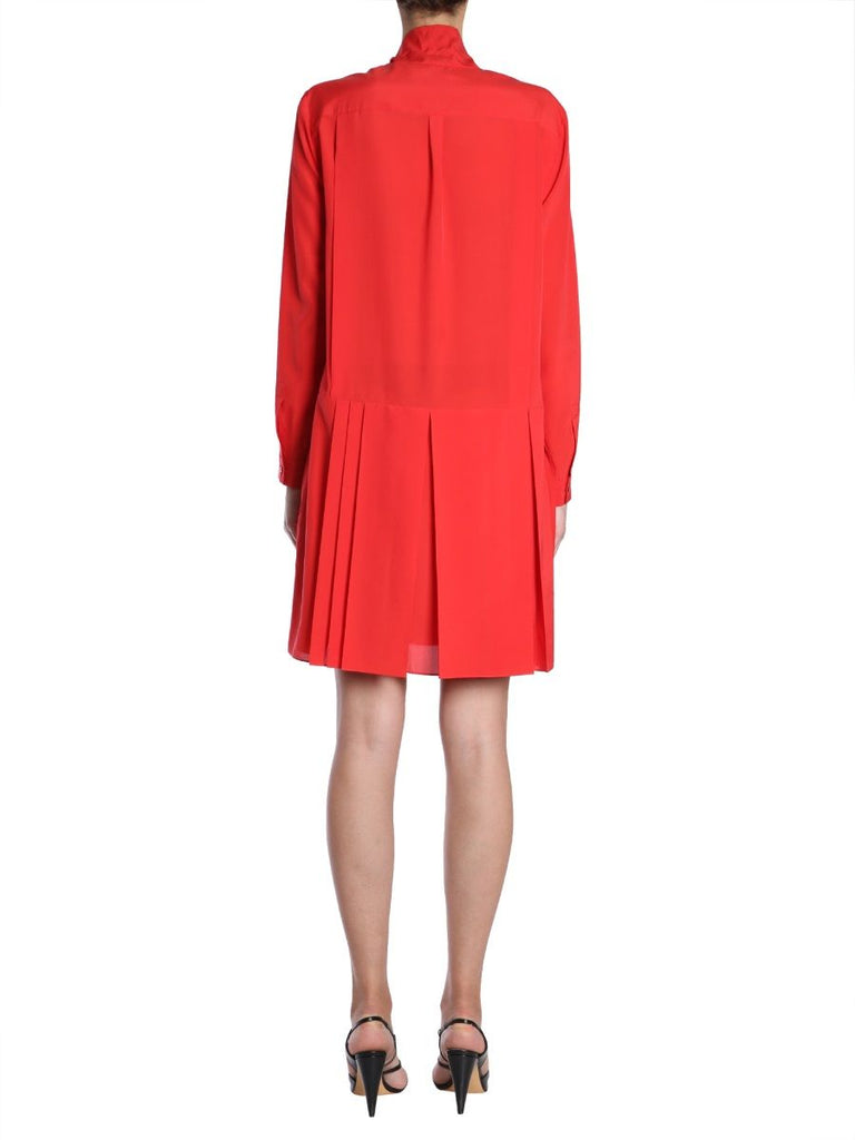 GIVENCHY ROT KLEID