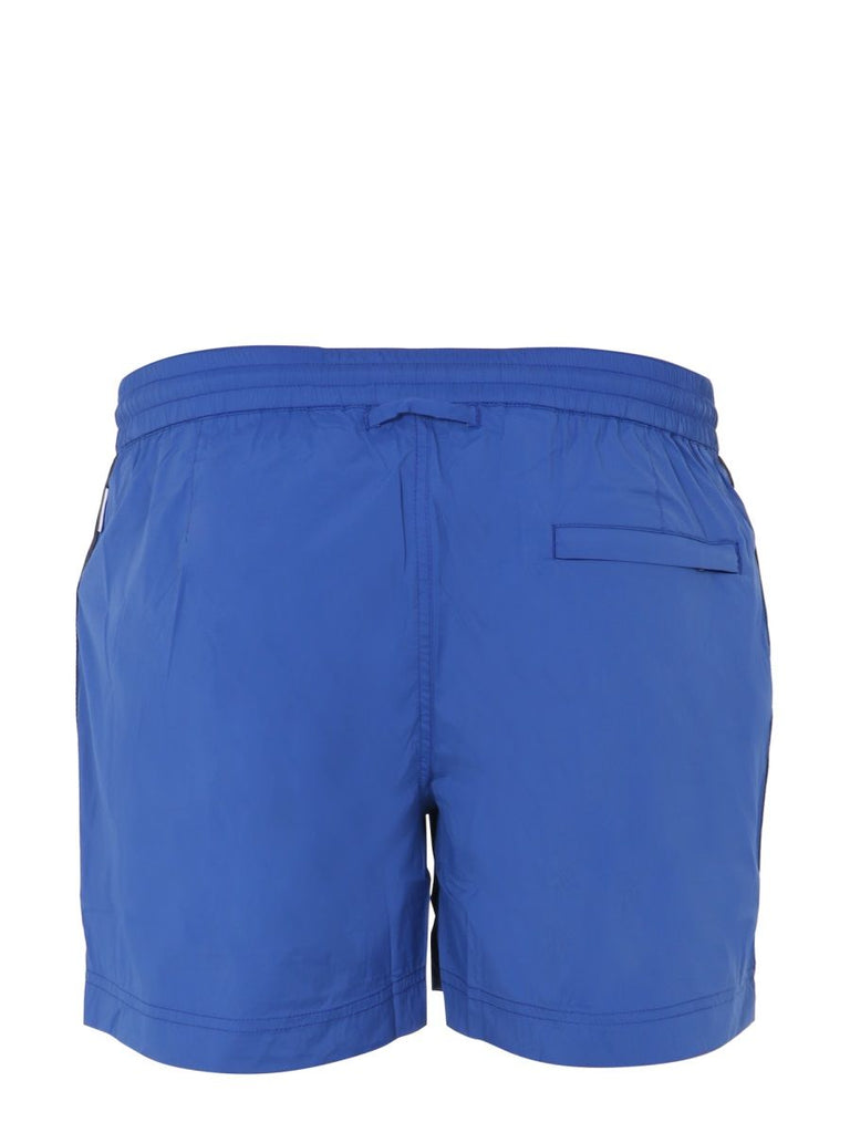 ORLEBAR BROWN BLAU SHORTS