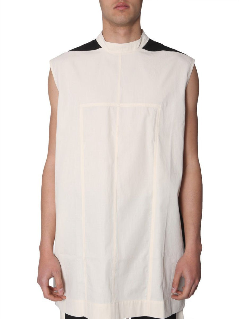 DRKSHDW BY RICK OWENS WEISS TANK TOP