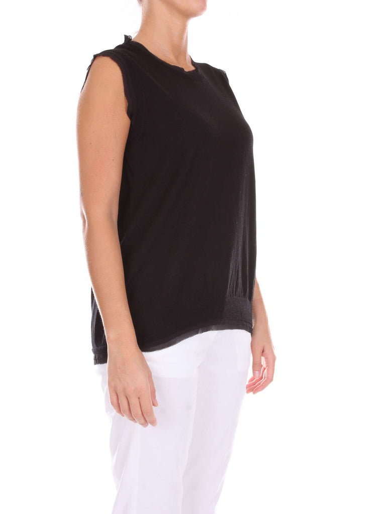 SNOBBY SHEEP SCHWARZ TANK TOP