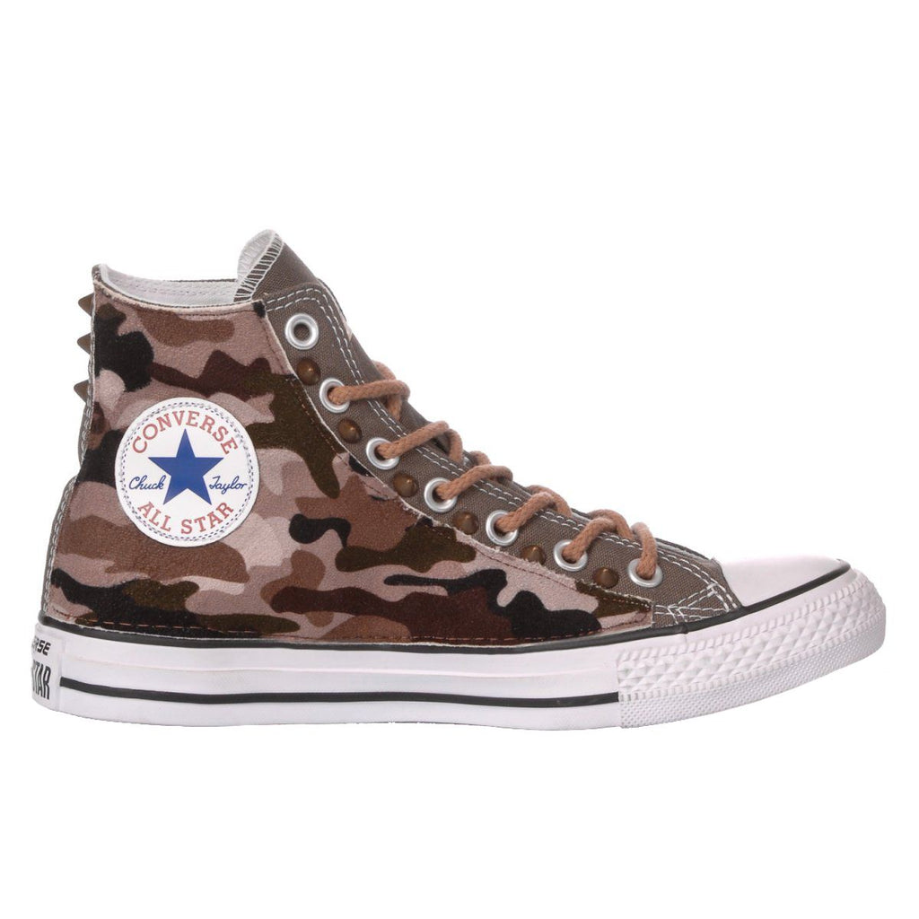 CONVERSE BRAUN HI TOP SNEAKERS