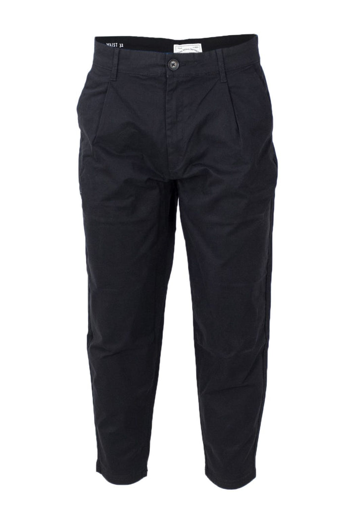 ONLY & SONS SCHWARZ HOSE