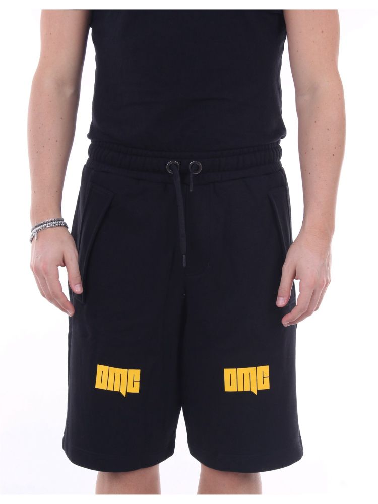 OMC CLOTHING SCHWARZ SHORTS