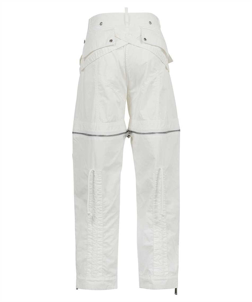 DSQUARED2 WEISS HOSE