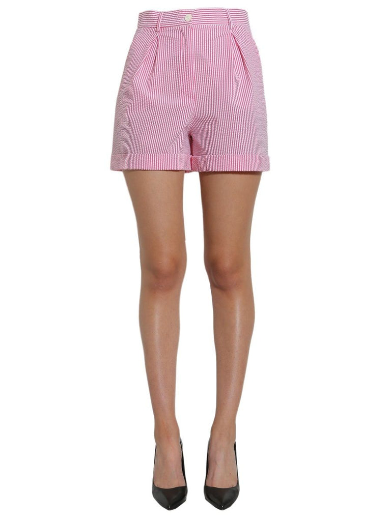 BOUTIQUE MOSCHINO ROSA SHORTS
