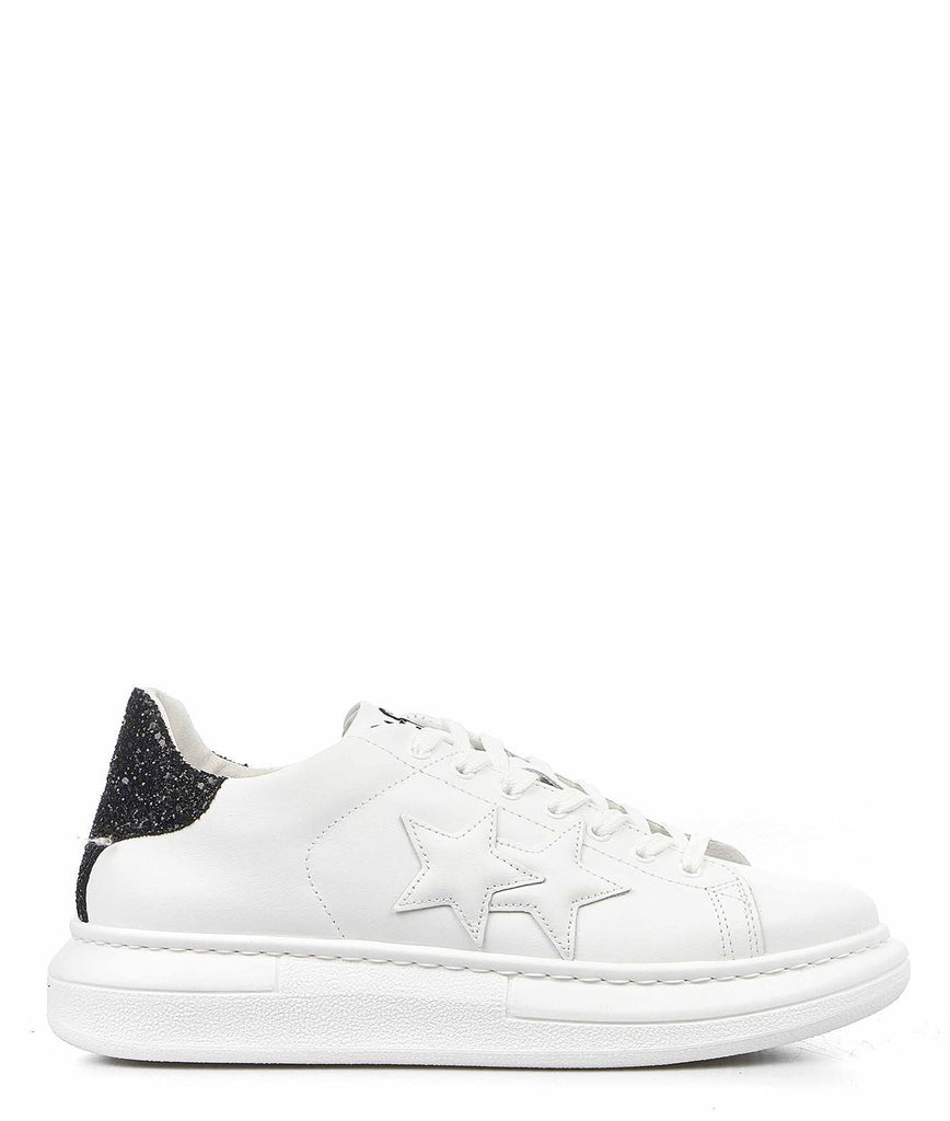 2STAR WEISS SNEAKERS