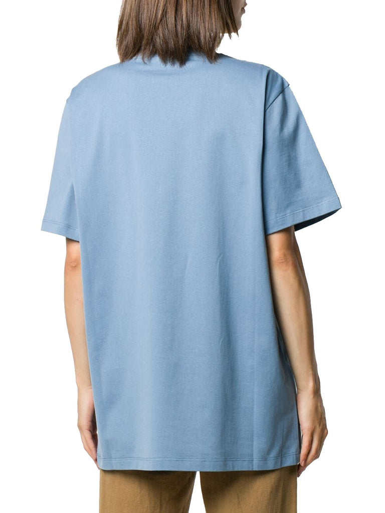 STELLA MCCARTNEY HELLBLAU T-SHIRT