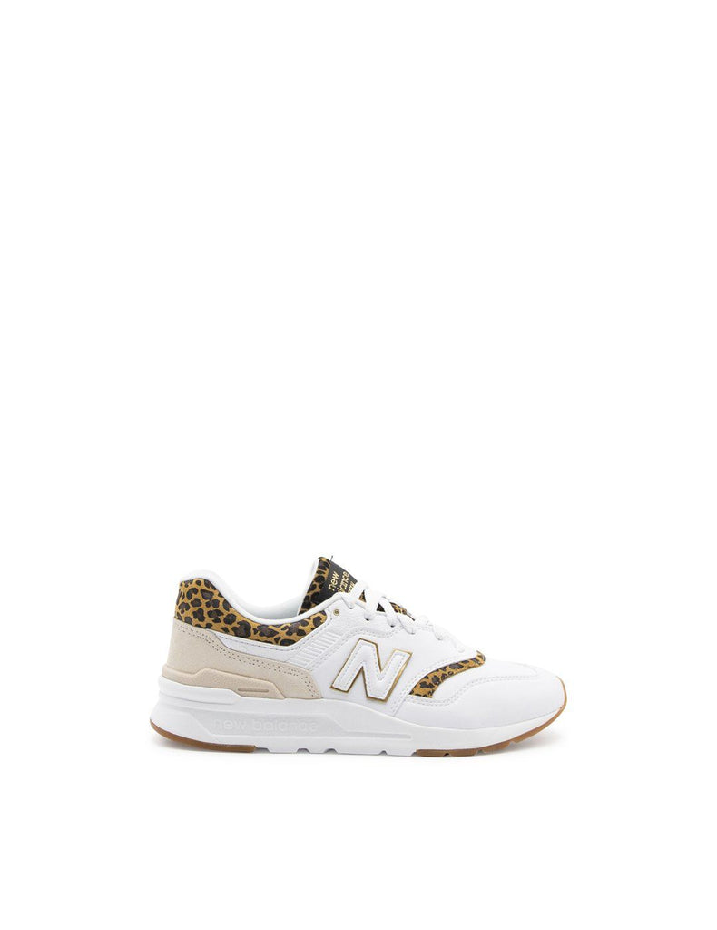 NEW BALANCE WEISS SNEAKERS